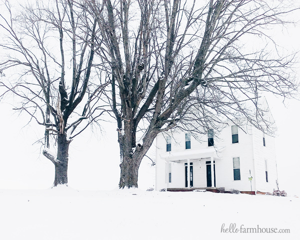 Old farmhouse renovation