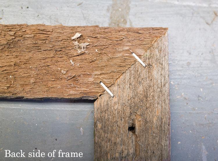 diy rustic frame - Diy Rustic Picture Frame