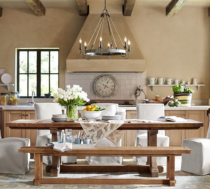Farmhouse Kitchen Chandelier: 15 Gorgeous Farmhouse Chandeliers For Any Home