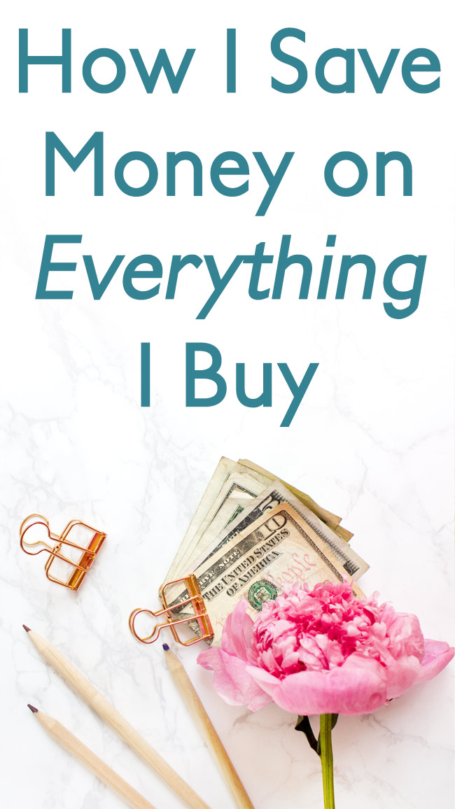 Easy ways to save money on everything you buy