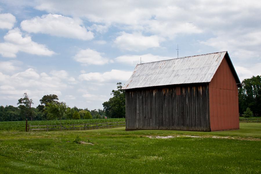 Our farmhouse fixer upper