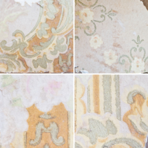 Antique wallpaper