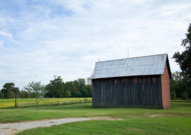 Autumn at the farmhouse