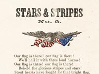 Vintage Civil War Patriotic Printable