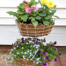 Farmhouse planter