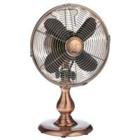 Retro copper fan